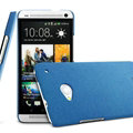 IMAK Cowboy Shell Hard Cases Housing for HTC One 802w 802t 802d - Blue