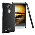 IMAK Cowboy Shell Hard Cases Housing for Huawei Ascend Mate 7 - Black