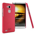 IMAK Cowboy Shell Hard Cases Housing for Huawei Ascend Mate 7 - Rose