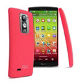 IMAK Cowboy Shell Hard Cases Housing for LG G Flex 2 Vu4 F510L - Rose