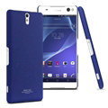 IMAK Cowboy Shell Hard Cases Housing for Sony Xperia C5 Ultra - Blue