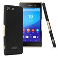 IMAK Cowboy Shell Hard Cases Housing for Sony Xperia M5 - Black
