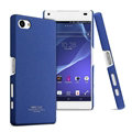 IMAK Cowboy Shell Hard Cases Housing for Sony Xperia Z5 - Blue