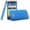 IMAK Cowboy Shell Hard Cases Housing for ZTE N983 - Blue