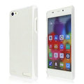 IMAK Crystal Cases Hard Covers Shell for Gionee E6 mini - Transparent