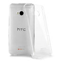 IMAK Crystal Cases Hard Covers Shell for HTC One 802w 802t 802d - Transparent