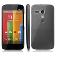 IMAK Crystal Cases Hard Covers Shell for Motorola G XT1028 XT1031 XT1032 - Transparent