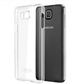 IMAK Crystal Cases Hard Covers Shell for Samsung Galaxy Alpha G8508S G8509V - Transparent
