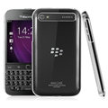 IMAK Crystal II Casing Wear Covers Housing for BlackBerry Classic Q20 - Transparent