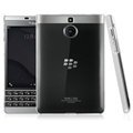IMAK Crystal II Casing Wear Covers Housing for BlackBerry Passport Silver Edition - Transparent
