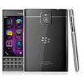 IMAK Crystal II Casing Wear Covers Housing for BlackBerry Passport Windermere Q30 - Transparent