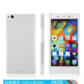 IMAK Crystal II Casing Wear Covers Housing for Gionee E6 - Transparent