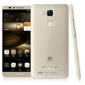 IMAK Crystal II Casing Wear Covers Housing for Huawei Ascend Mate 7 - Transparent