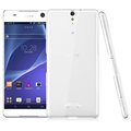 IMAK Crystal II Casing Wear Covers Housing for Sony Xperia C5 Ultra - Transparent