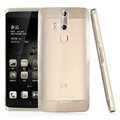 IMAK Crystal II Casing Wear Covers Housing for ZTE Axon A2015 - Transparent
