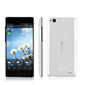 IMAK Crystal II Casing Wear Covers Housing for ZTE Nubia Z5s mini NX403A - Transparent