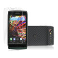 IMAK HD Anti Fingerprint Screen Protector Film for Motorola XT885 RAZR V