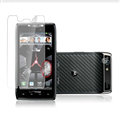 IMAK HD Anti Fingerprint Screen Protector Film for Motorola XT910 MAXX