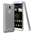 IMAK Jazz Color Covers Hard Cases for Huawei Ascend Mate 7 - Gray