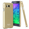 IMAK Jazz Color Covers Hard Cases for Samsung Galaxy Alpha G8508S G8509V - Golden