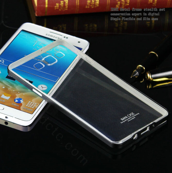 Buy Wholesale IMAK Metal Cases TPU Shell Bumper Frame Covers