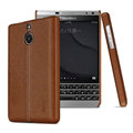 IMAK Ruiyi Leather Cases Holster Covers Housing for BlackBerry Passport Silver Edition - Brown
