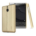 IMAK Ruiyi Leather Cases Holster Covers Housing for BlackBerry Passport Silver Edition - Silver