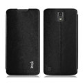 IMAK Squirrel Lines Leather Cases Support Holster Covers for Huawei G716 - Black
