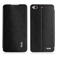 IMAK Squirrel Lines Leather Cases Support Holster Covers for ZTE Nubia Z5s mini NX403A - Black