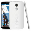 IMAK Stealth Cases Soft Covers TPU Transparent for Motorola Google Nexus6 XT1100 XT1103 - White