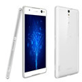 IMAK Stealth Cases Soft Covers TPU Transparent for Sony Xperia C5 Ultra - White