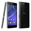 IMAK Stealth Cases Soft Covers TPU Transparent for Sony Xperia M5 - White