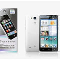 Nillkin Anti-Scratch Frosted Scrub Screen Protector Film Sets for Huawei C8816