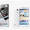 Nillkin Anti-Scratch Frosted Scrub Screen Protector Film Sets for Huawei G730