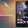 Nillkin Anti-Scratch Frosted Scrub Screen Protector Film Sets for Microsoft Lumia 430