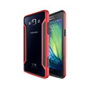 Nillkin Armor Frame Slim Hard Cases Housing for Samsung Galaxy A5 A5000 - Red