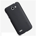Nillkin Frosted Shield Matte Hard Cases Skin Covers for Huawei G730 - Black
