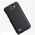 Nillkin Frosted Shield Matte Hard Cases Skin Covers for Huawei G730 - White