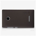 Nillkin Frosted Shield Matte Hard Cases Skin Covers for Microsoft Lumia 532 - Brown