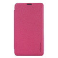 Nillkin Sparkle Flip Leather Case Book Holster Covers for Microsoft Lumia 430 - Rose