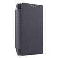 Nillkin Sparkle Flip Leather Case Book Holster Covers for Microsoft Lumia 532 - Black