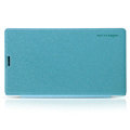 Nillkin Sparkle Flip Leather Case Book Holster Covers for Microsoft Lumia 532 - Blue