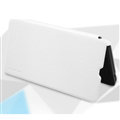 Nillkin Sparkle Flip Leather Case Book Holster Covers for Microsoft Lumia 540 - White