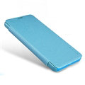 Nillkin Sparkle Flip Leather Case Book Holster Covers for Microsoft Lumia 640 - Blue