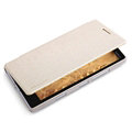 Nillkin Sparkle Flip Leather Case Book Holster Covers for Nokia Lumia Icon 929 930 - Gold