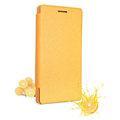 Nillkin Sparkle Flip Leather Case Book Holster Covers for Nokia Lumia Icon 929 930 - Orange