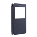 Nillkin Sparkle Flip Leather Case Book Holster Covers for Samsung Galaxy A5 A5000 - Black