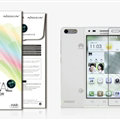 Nillkin Ultra-clear Anti-fingerprint Screen Protector Film Sets for Huawei Ascend G6