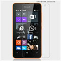 Nillkin Ultra-clear Anti-fingerprint Screen Protector Film Sets for Microsoft Lumia 430
