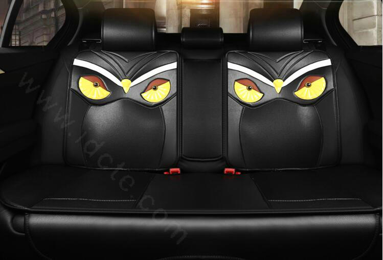 Owl Auto Car Seat Covers